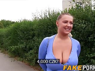 Hot Huge Tits Blonde Babe Rides Cock And Takes It Hard