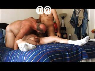 Orgy With Mature Daddies