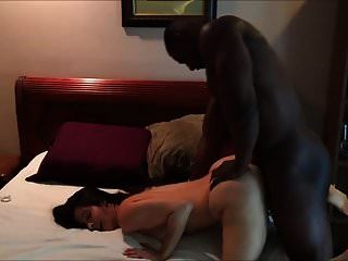 Black Bull Making Hotwife Orgasm