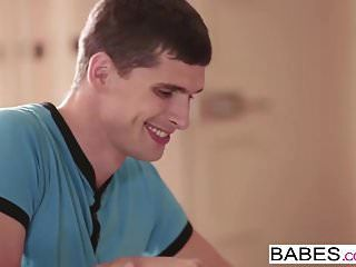 Babes - Step Mom Lessons - Kristof Cale And Gina Gerson And