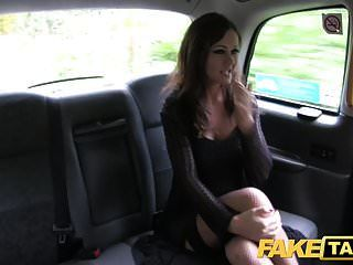 Fake Taxi Posh Ladies Swollen Pussy And Tight Ass Fucked