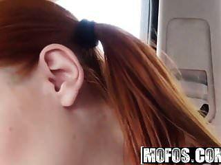 Mofos - Stranded Teens - Eva Berger - Redhead Cheerleader Ge