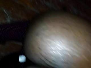 Thick Black Granny Hooker Creampie