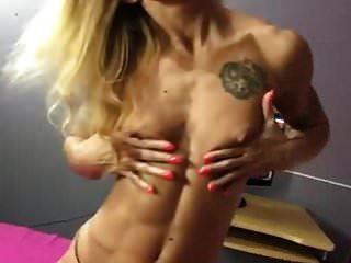 Hot Mature Muscle Woman
