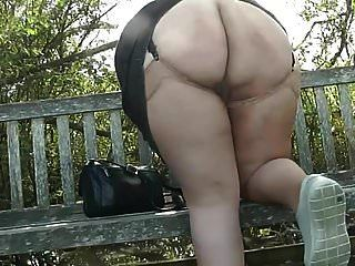 Upskirt In The Country Park (part Two)
