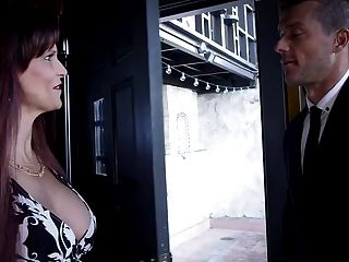 Anal Seductress Teaches Her Uptight Co-ed To Squirt For Good