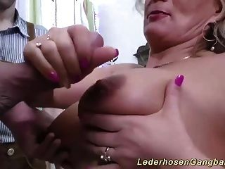Real Extreme German Fuck Orgy