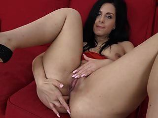 Filling Her Big Juicy Ass With Hot Cum After Fucking Her Ass