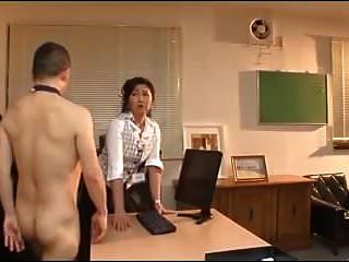 Japanese Nude Office Workers