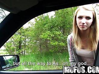 Mofos - Stranded Teens - Beatrix Glower - Stranded Teen Gets