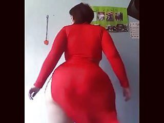 Thick White Woman With So Much Ass