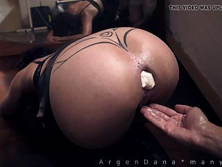 Double Anal Fisting And Insertions In Latex