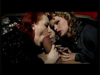 2 Ladies And Huge Thick Cock Cumswap