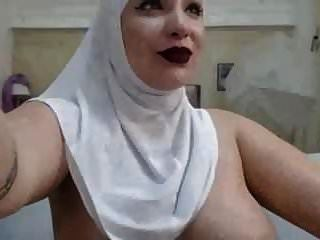 Hijab Girl Naked