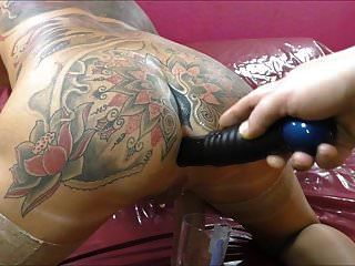 Mary Anal Plug Squirting