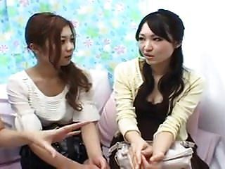Japanese Try Lesbian First Time 4