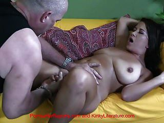 Big Titted Bbw Gets Ass Kissed, Licked, Fingered And Fucked