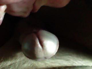 Wife Licks Dick To Cum