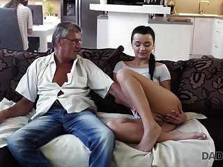 Daddy4k. Dad Fucks Your Girlfriend While You
