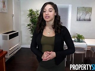 Propertysex - College Student Fucks Hot Real Estate Agent