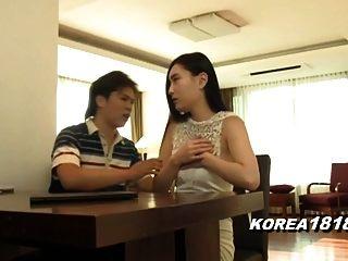 Sexy Korean Girl In Japan