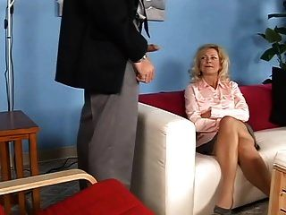 Katie Milf Therapy Fuck While Talking To Husband On Phone
