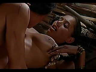 Actress Neelesha - Scene From Movie Samsara