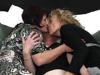 Three Grannies Lick And Fuck Each Other In Lesbo Threesome