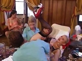 Nurse Group Sex