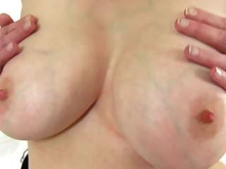 Granny With Big Tits And Very Hungry Pussy