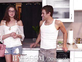 Baeb Next Door Neighbor Fuck With Brunette Babe Elena Koshka