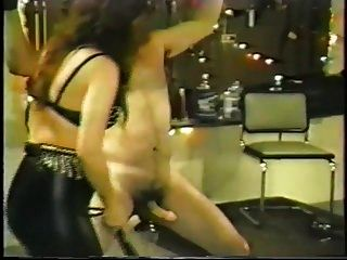 Slave Takes A Cock Whipping