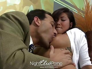 Big Tits Asian Slut