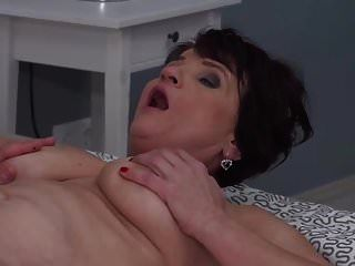 Mature Mom Having Sex With Lucky Son