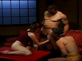 Hot Wife Shares And Pegs Her Husband