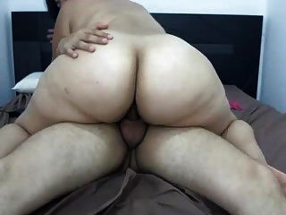 Hot Big Ass Colombianbitch Fucked
