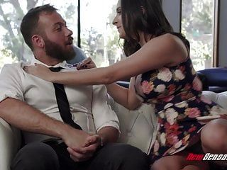 Young Busty Ashley Adams Gets Fucked