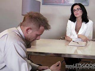 Big Titties Milf Gets Fucked