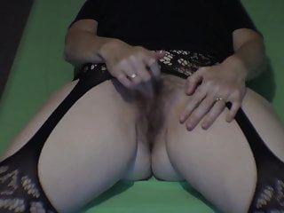 Hairy Mature Milfs Beaver Close Up Real Orgasm Masturbation