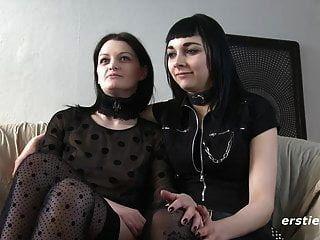 Alicia And Lea Hot Lesbian Porn Scene - Ersties