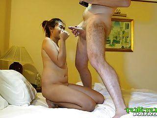 - Thai Milf Gets Creamped By White Stranger