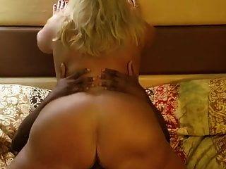 Chubby Blonde Rides Bbc